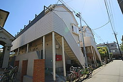 千葉県市川市宮久保2丁目の賃貸アパートの外観