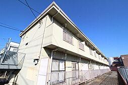 久米川グリーンハイツ[1階]の外観