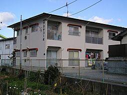 タカチコーポ[203号室]の外観
