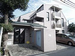 大阪府豊中市千里園3丁目の賃貸マンションの外観