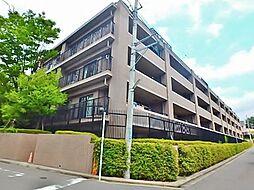神奈川県川崎市麻生区栗平2丁目の賃貸マンションの外観