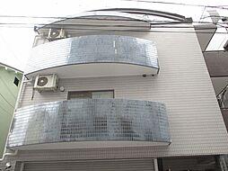 サングリーンハイツ[1階]の外観