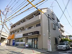ハイツハタノ[2階]の外観