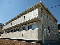 神奈川県川崎市麻生区片平5丁目の賃貸アパートの外観
