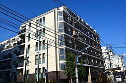 ザ・パークハビオ新宿[3階]の外観