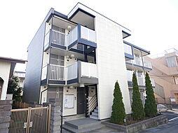 神奈川県海老名市杉久保南1丁目の賃貸アパートの外観