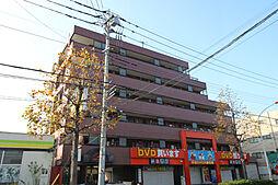 モンターニャ・トゥレ・生田[5階]の外観