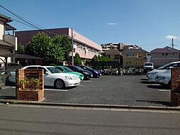 埼玉県所沢市泉町の賃貸アパートの外観