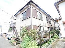神奈川県海老名市東柏ケ谷1の賃貸アパートの外観