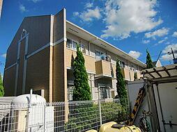 埼玉県戸田市笹目南町の賃貸アパートの外観