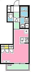 LivLi パリュール[1階]の間取り