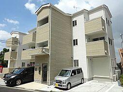 神奈川県横浜市南区別所4丁目の賃貸アパートの外観