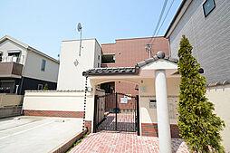 フローラ・香ヶ丘[1階]の外観
