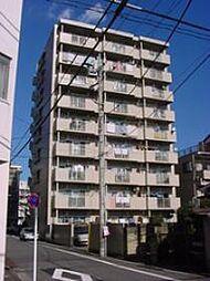 カメリヤマンション[9階]の外観