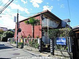 岡山手ハイツ[1階]の外観