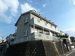 ガーデンヒルズIII[2階]の外観