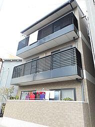 ケントハウス[1階]の外観