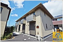 千葉県千葉市中央区蘇我4丁目の賃貸アパートの外観