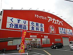 山本ハイツA棟[1階]の外観