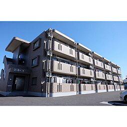 栃木県栃木市城内町2丁目の賃貸マンションの外観
