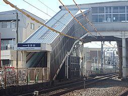 京成本線菅野駅 78m
