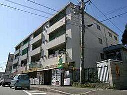 大阪府箕面市瀬川3丁目の賃貸マンションの外観