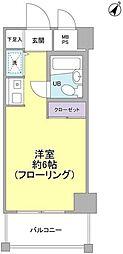Y・Tアクセス横浜[7階]の間取り