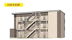 JR中央線 八王子駅 徒歩11分の賃貸アパート