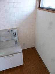 サンウィング宮崎台の冷蔵庫置き場