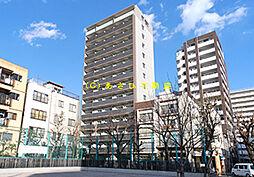 コンフォリア浅草松が谷[10階]の外観