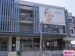 愛知県岡崎市羽根東町3丁目の賃貸マンションの外観