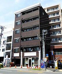 神奈川県横浜市南区浦舟町5丁目の賃貸マンションの外観