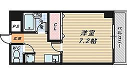 メゾン・ド・アサカ[4階]の間取り