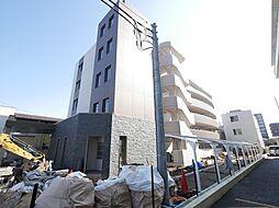 神奈川県大和市桜森3丁目の賃貸マンションの外観