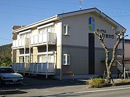 愛知県犬山市上坂町2丁目の賃貸アパートの外観