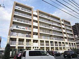 岡山県倉敷市新倉敷駅前4丁目の賃貸マンションの外観