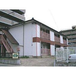 相川コーポ[203号室]の外観