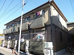 West Five−s[2階]の外観