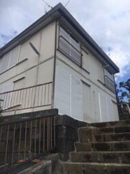 富士見ハイツ[101号室]の外観