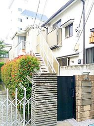 東京都中野区本町3丁目の賃貸アパートの外観