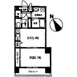 ケイズ マンション5[302号室]の間取り