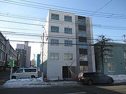 シティコート豊平[4階]の外観