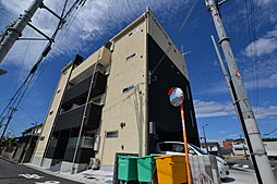 エヌエムトラントキャトフ[4階]の外観