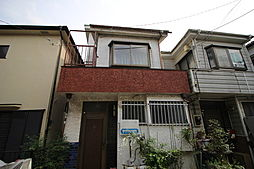 [一戸建] 千葉県市川市下貝塚2丁目 の賃貸【/】の外観