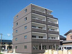 愛知県一宮市末広2丁目の賃貸マンションの外観