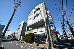 神奈川県相模原市中央区中央5丁目の賃貸マンションの外観