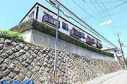大阪府豊中市春日町1丁目の賃貸アパートの外観