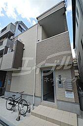 Osaka Metro谷町線 関目高殿駅 徒歩3分の賃貸アパート