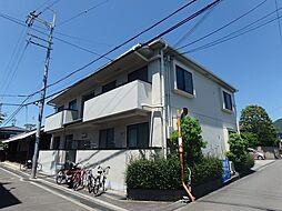 大阪府箕面市桜4丁目の賃貸マンションの外観