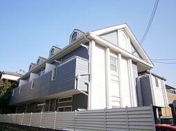 大阪府豊中市螢池北町2丁目の賃貸アパートの外観